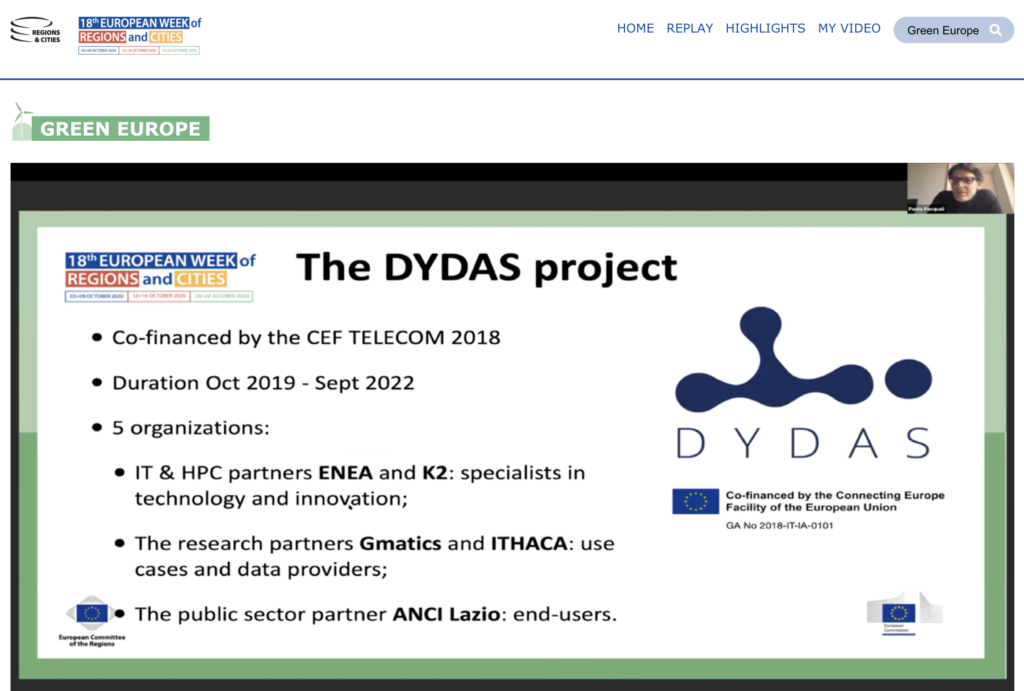 The Dydas Project